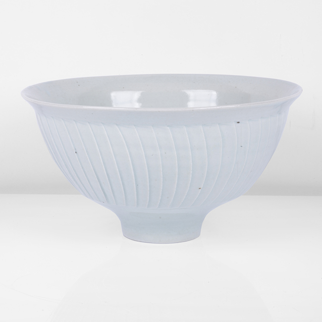 Large Fluted Bowl (1)