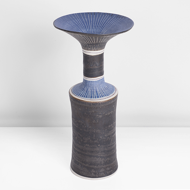 Vase with Flared Lip, circa 1978