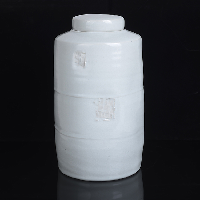 Large Lidded Jar, 1997