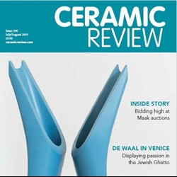 Marijke Varrall-Jones in Ceramic Review (1)